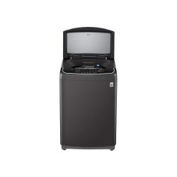 LG Auto Washing Machine / Top Load / Wi Fi / Steam / 6 motion DD / Inverter / Turbo Wash / 14Kg / ThinQ / Black - (WTS14HHDK)