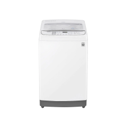 LG Auto Washing Machine / Top Load / Wi Fi / Steam / 6 motion DD / Inverter / Turbo Wash / 14Kg / ThinQ / White - (WTS14HHWK)