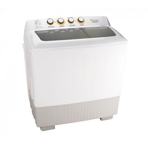 White Westinghouse Twin tub Washing Machine/13.5Kg/White - (WW1500MT9)