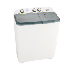 White Westinghouse Twin tub Washing Machine/6Kg/White - (WW600MT9)