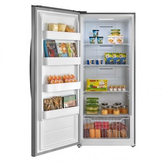 White Westinghouse Upright Freezer 21 cu/ft Steel - (WWUF21TVS)