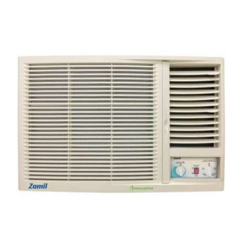 Zamil Window AC/Cold/24200 btu/ Freon 410 - ZCD24CAXGKNNW