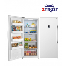 ZTrust Upright Freezer 17 cu/ft White - (ZUFR480SDW)