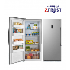 ZTrust Upright Freezer 21 cu/ft Steel - (ZUFR594SDS)