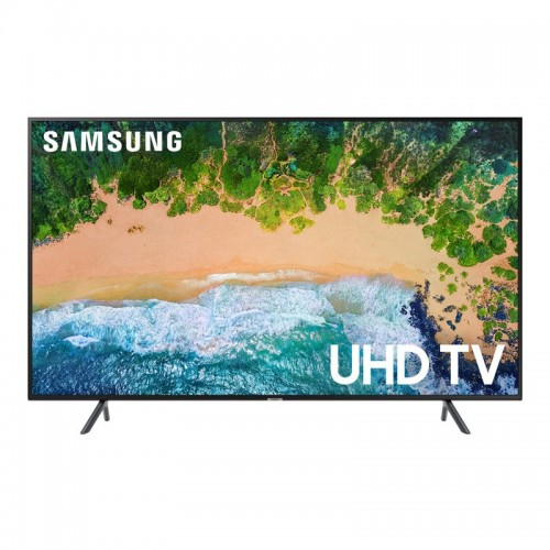 "Samsung 43"" UHD TV/Smart/HDR/2USB/3HDMI/120Hz - (UA43NU7100RXU)"
