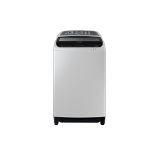 Samsung Auto Washing Machine/Topload10Kg/Grey - (WA10J5730SG1)