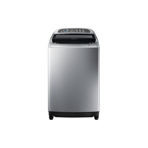 Samsung Auto Washing Machine/Topload/14Kg/Silver - (WA14J6750SP)