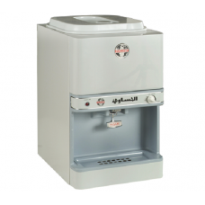 Hasawi Tank Water cooler/Table Top/16Ltr/Cold/Off White - (WCGITO)